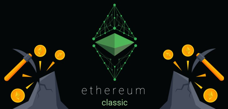 ETC exchange rate and the relevance of mining